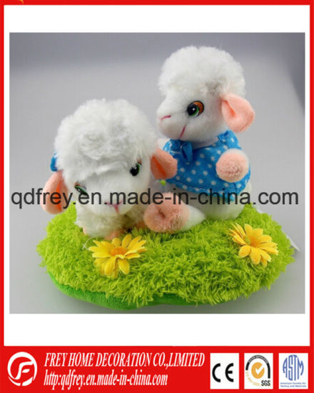 Customized Plush Lamb Toy for Baby Toy Promotion pictures & photos