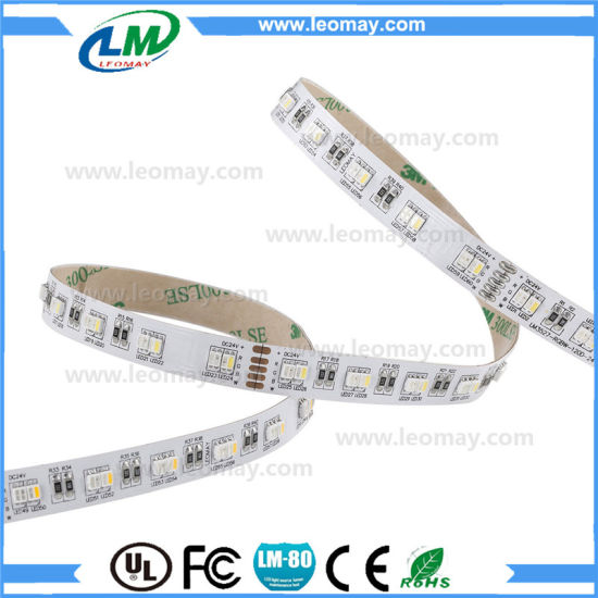OEM Service CE Listed SMD3527 RGBW LED Flexible Strip pictures & photos