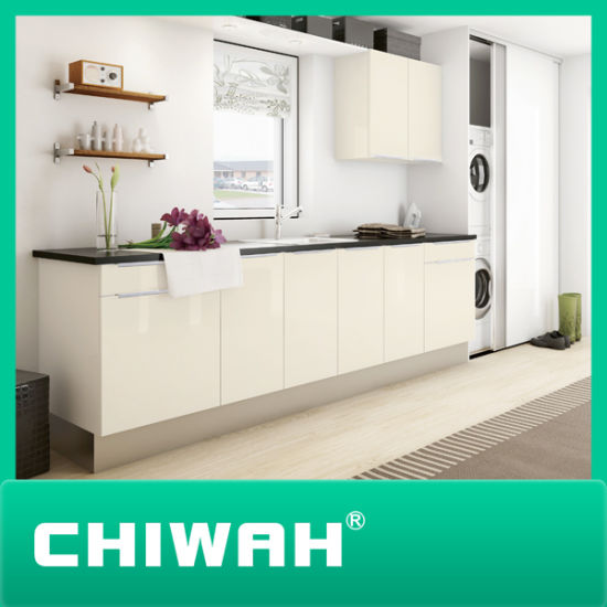 Wholesale Cheap Modern Kitchen Cabinet (with hardware)