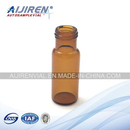 China 1 5ml Screw Neck Vial, 9-425 Thread, 32 X 12mm, Amber