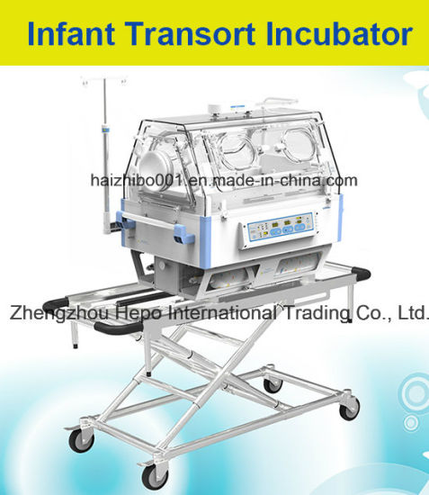 Ambulance Transport Infant Incubator with CE HP-Ib100t pictures & photos