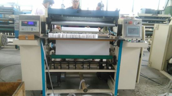 High Precise Automatic Thermal Paper Slitting Machine, Hot Sale
