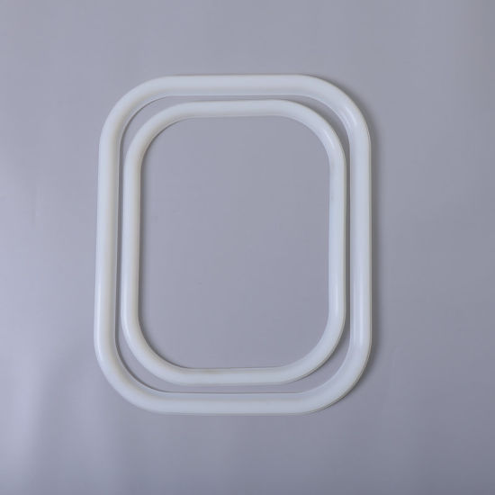 High Temperature Resistant Food Grade Silicone Rubber Seal Gasket for Food Containers