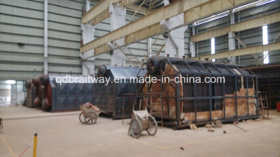 Packaged Hot Water Boiler (SZL) pictures & photos