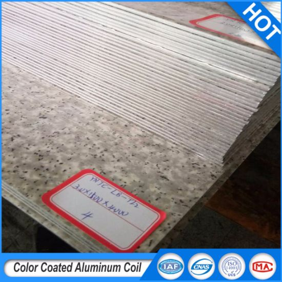 China Roofing Panel Application Colored Aluminum Sheet Coil - China ...