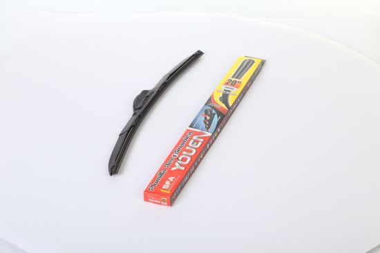 Auto Accessory Wiper Blade with Soft and Multi-Functional Adaptor