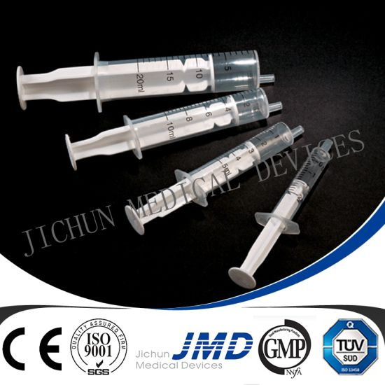 3 Part Dispsable Sterile Syringe pictures & photos