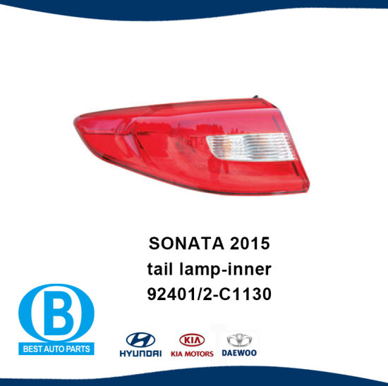 Taillight Manufacturer From China Car Accessories for Hyundai Sonata