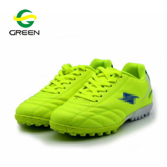 3f3aa87ef4d4 Greenshoe Custom Soccer Shoes Futsal Shoes Indoor Men Soccer Boots Football  Shoes pictures   photos