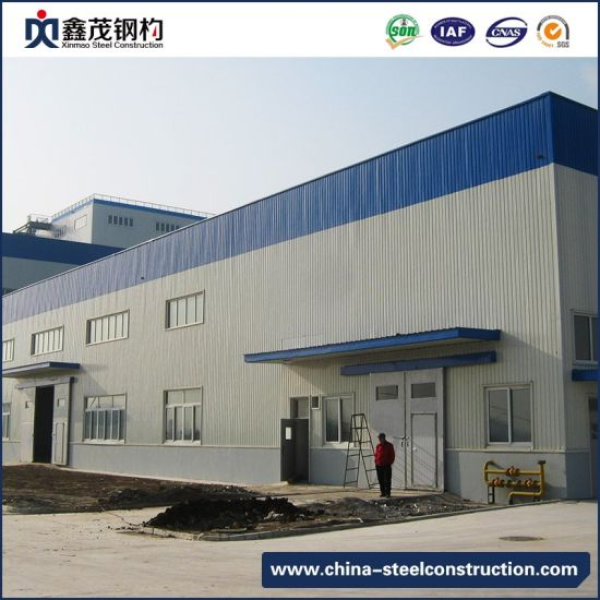 Modular Prefab Steel Building with Good Quality and Design pictures & photos