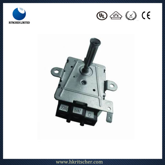 Good Quality 1-20r AC Square Synchronous Grill Motor with RoHS Approval