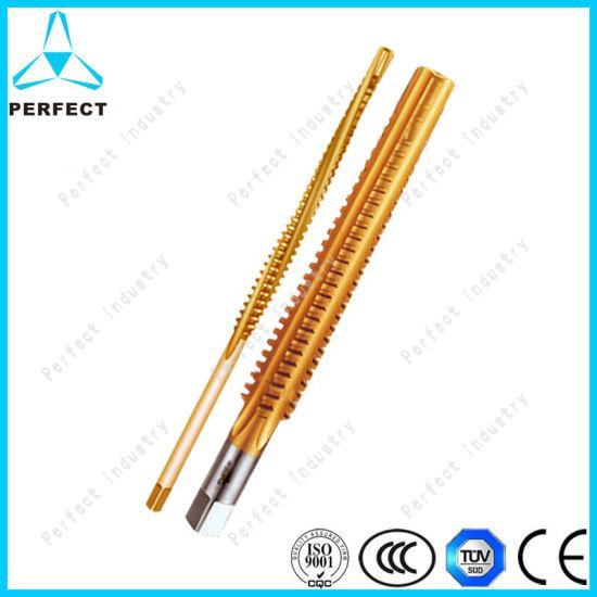 High Quality TR22 x 5 Trapezoidal Metric HSS Right Hand Thread Tap