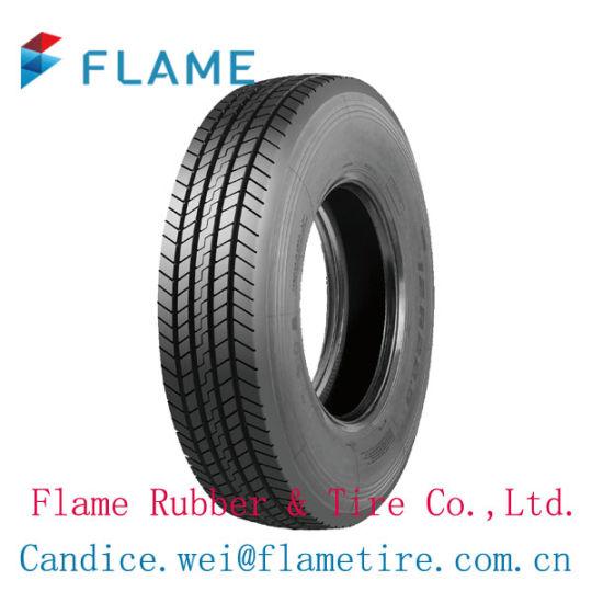 DOT/ECE/EU-Label Factory Wholesale All Steel Radial Heavy Duty Dump Truck-TBR- Bus Trailer Tyre