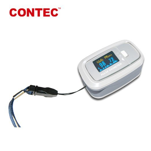 Contec Cms50d1 OLED Screen Brightness Can Be Changed Display Can Be Stored  After Power off Pulse Oximeter From 20 Years Company