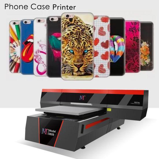 Digital Large Format UV Flatbed Printer for Promotional Objects