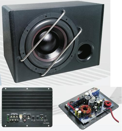 Home Theater / Car Bluetooth Wireless HiFi Active Amplifier Speaker Box pictures & photos
