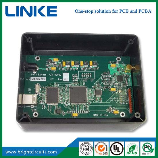 China Professional Custom High Tg HDI Fiberglass PWB Circuit