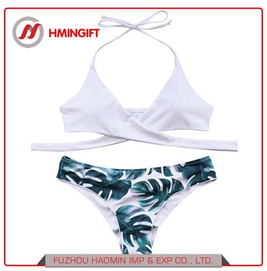 Womens Padded Push-up Bikini Set Bathing Suits Two Pieces Swimsuit