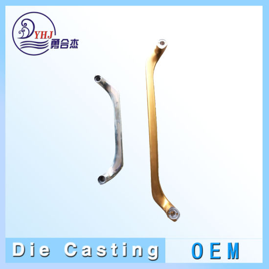 Professional and Precise Die Casting Parts in Aluminum and Zinc-Alloy From China