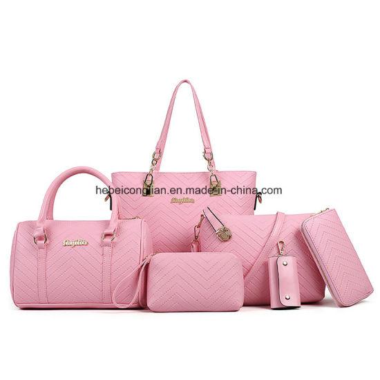 2c930718aa Alibaba Taobao Ins Combination Bag Angelina Chwalek Fashionable Designer  Tote Ladies Handbag