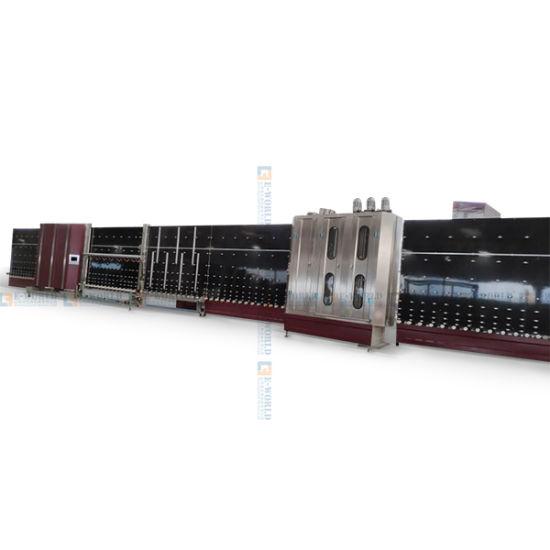 Automatic Vertical Double Glazing Glass Making Machine
