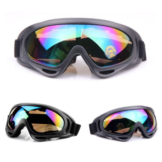 Wholesale Cheap Price TPU Flexible Frame Motorcycle Military Goggles 2018