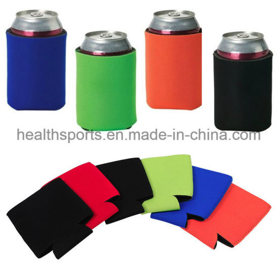 Promotional Collapsible Neoprene Beer Can Cooler, Stubby Holder Can Cooler pictures & photos