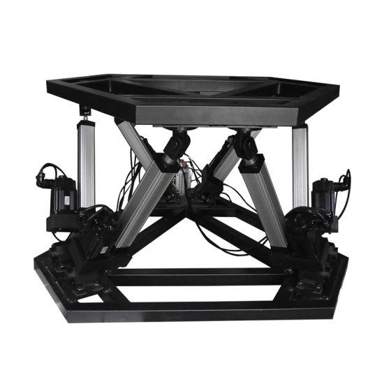 Hot Sale AC 220V 6dof Motion Platform for Driving Simulator