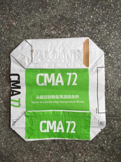 Heavy Duty Multiwall Kraft Bags Made of White Paper