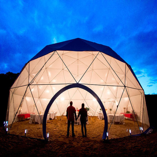 Geodesic Dome Party Event Aluminum Tents for Sale pictures & photos