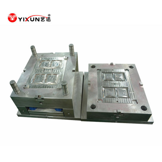 Switch Socket Plastic Injecetion Molding and Mould