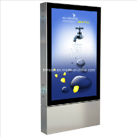 Indoor Shopping Mall Advertisement Stainless Steel Light Box pictures & photos