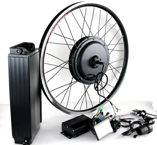 Agile 1000W Motor Electric Bike Kit with 48V 20ah Lithium Battery