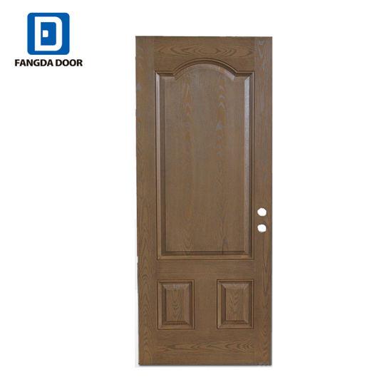 China Hand Craft Fantile Prehung Fiberglass Entrance Entry Exterior ...