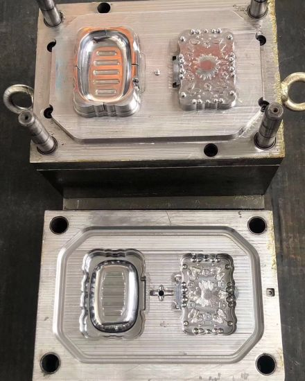Soapbox Mold Injection Molded Plastic Containers