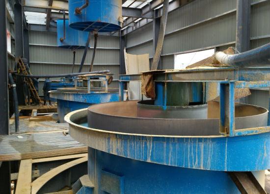 High Purity Quartz Sand Separator Hydrocyclone Hydraulic Classifier