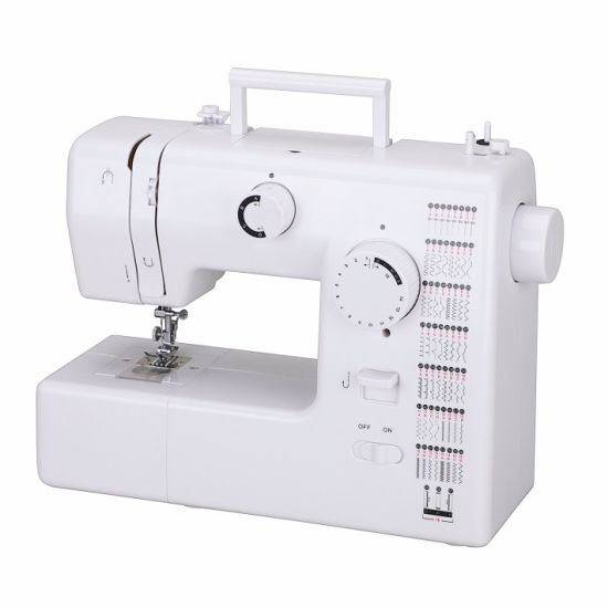 Multifunction Bag Overlock Embroidery Sewing Machine Fhsm-705