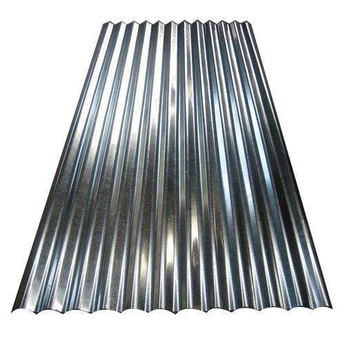Building Material Dx51d Z275 Zinc Coated Galvanized Corrugated Roofing Sheet