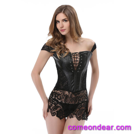 Good Quality Open Hot Sexy Women Body Corset