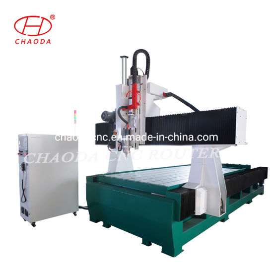 Stone CNC Machine Working for Limestone Sandstone Making pictures & photos
