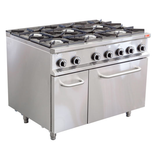 Professional Supplier Gas Cooker with Oven/Stoves Electrical/LPG Gas Stove pictures & photos