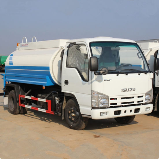 2019 Water Sprinkler 4000L 5000L 6000L Small Japan Water Truck