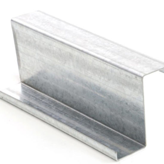 Galvanized Z Shape Steel Channel Frame Roof Purlins Shed Z Purlins