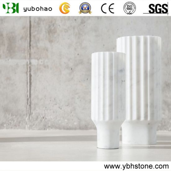 China Bianco Carrara White Marble