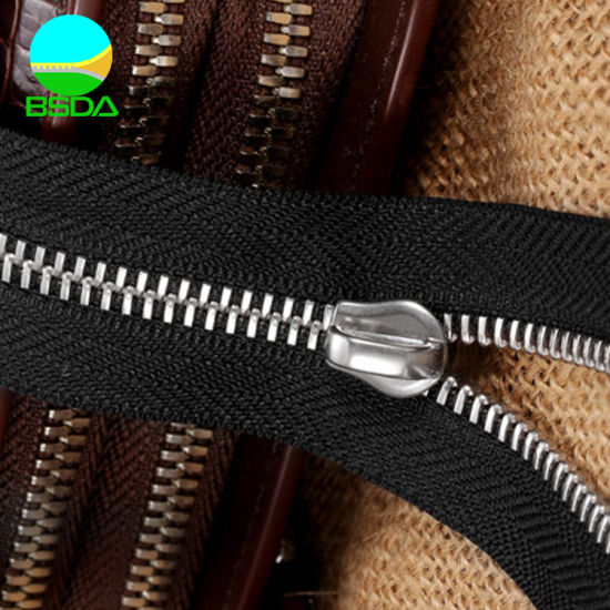 Full Sizes Factory Sale Metal Zipper
