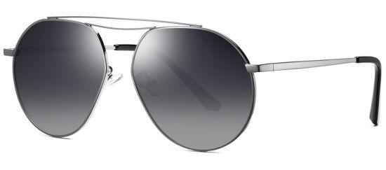 New Trend Sunglasses Shape, Flexible Glasses Frame Black Shade