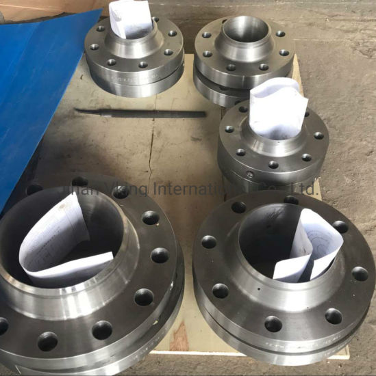 Factory Ss/Carbon Steel A105 Class 3000 Raised Face Slip on Flange