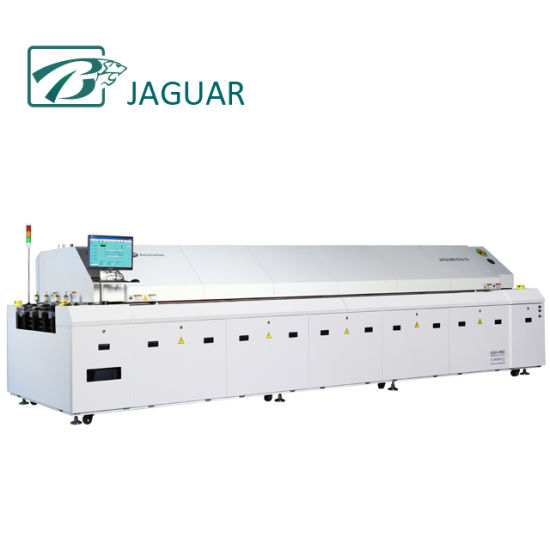 Automatic SMT LED Soldering Machine Hot Air Reflow Oven (R10)