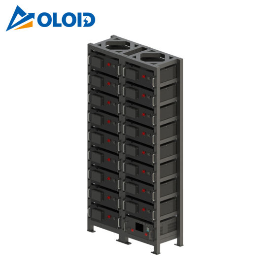 152.32kwh Solar Rechargeable Li-ion LiFePO4 Lithium Storage Battery with BMS pictures & photos