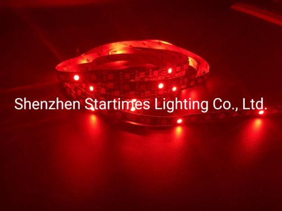 Manufacture Addressable Digital RGBW LED Pixel Flexible Strip Christmas Decoration Wedding Decoration RGB LED Lighting